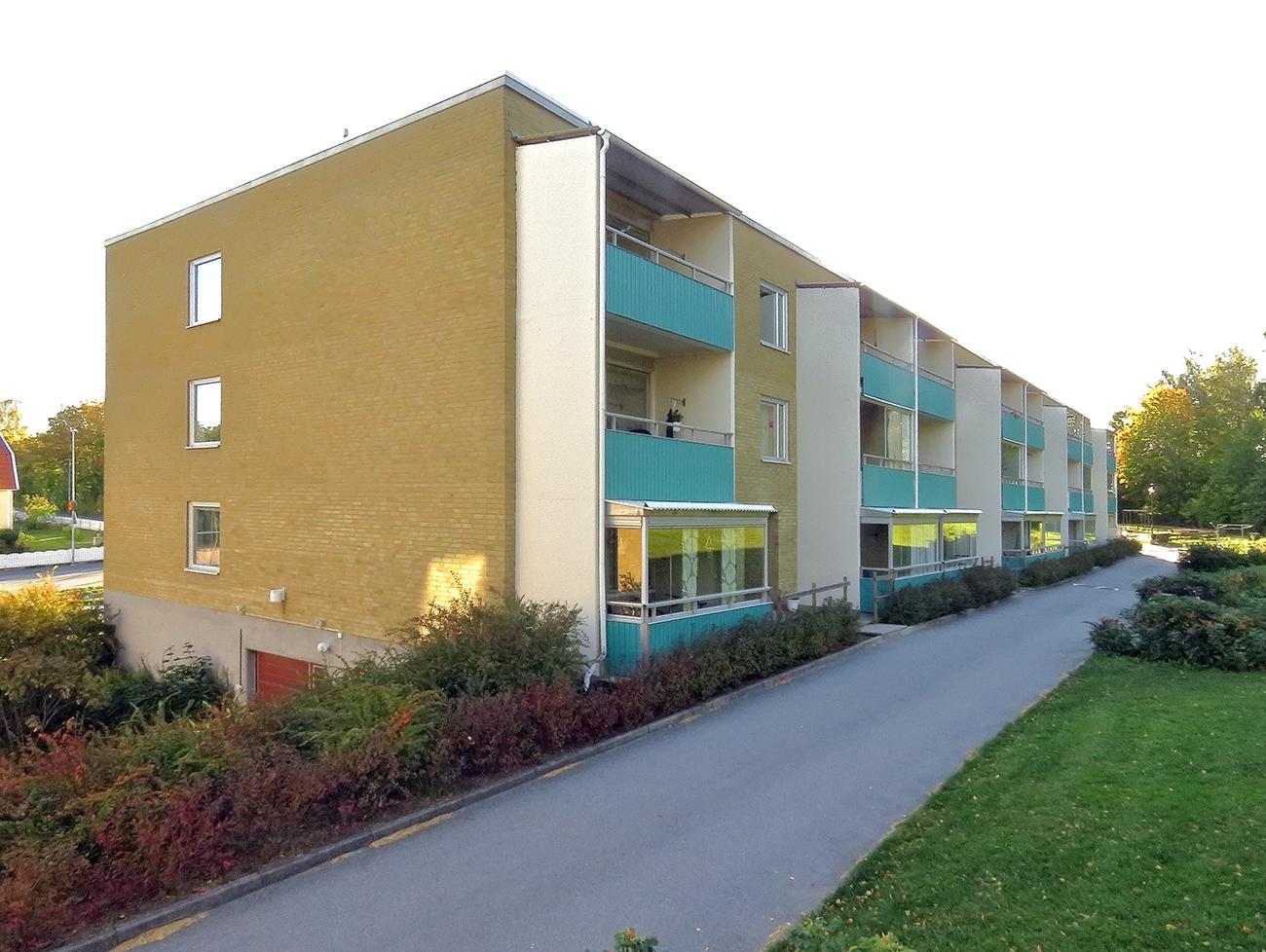 Höjden 1, hus 3, Rundvägen 16